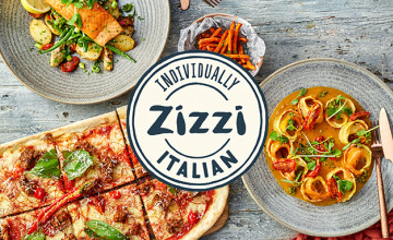 10% Off Click & Collect Orders at Zizzi