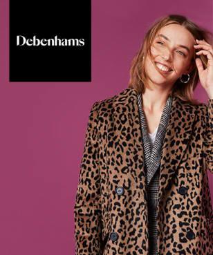 Debenhams.ie - 20% Off