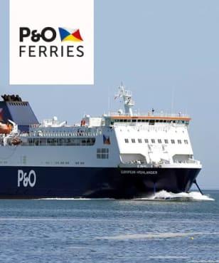 P&O Ferries - GratisGeschenk