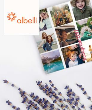 Albelli - 20%