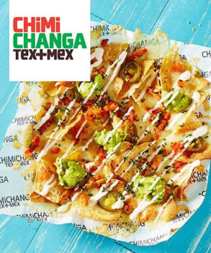 Chimichanga - 40% off