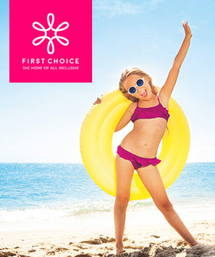 First Choice - £100 Off
