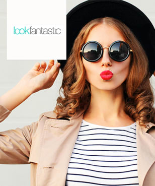 lookfantastic - 16% Rabatt