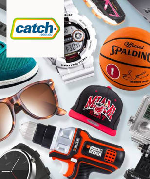 Catch.com.au - Up to 80% off