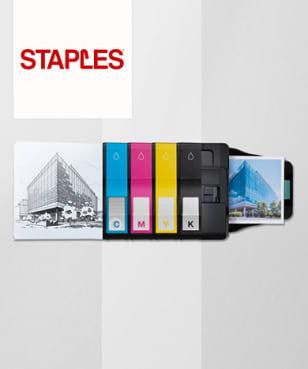 Staples - €10