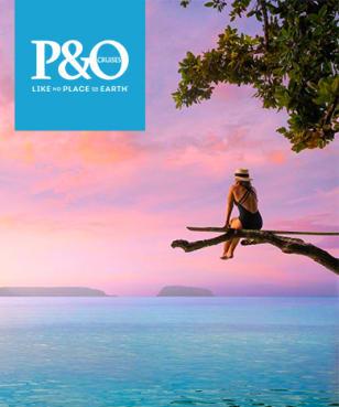 P&O Cruises - AmazingDiscount