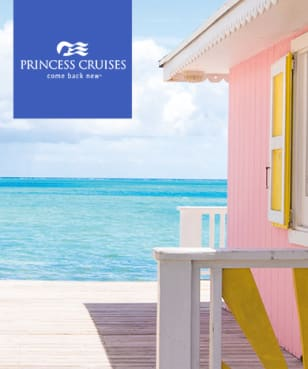 Princess Cruises - Free £50 Gift Card