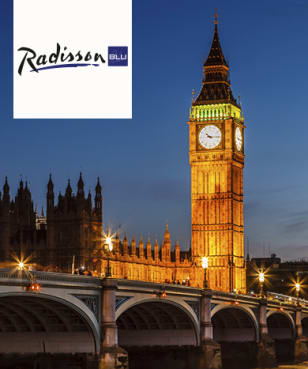 Radisson Blu - 25% de réduction