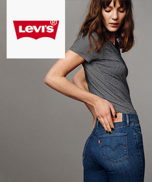Levi's - 50% off