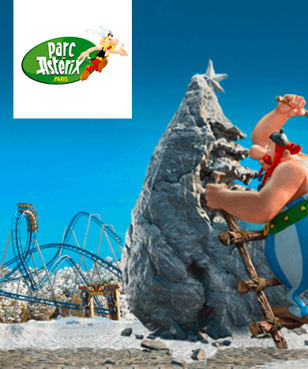Parc Asterix - Offre Spéciale