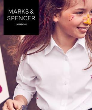 Marks & Spencer - 20% Off