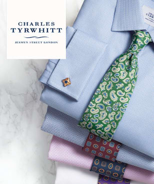 Charles Tyrwhitt - Free Delivery