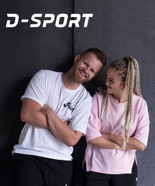 d-sport - Sleva 200 Kč