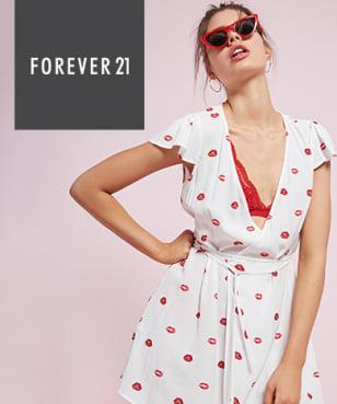 Forever 21 - soldes