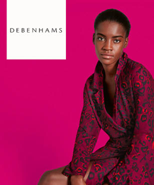 Debenhams - up to 30% Off