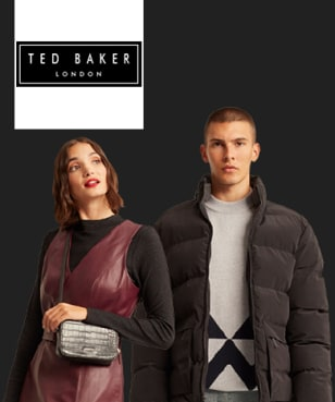 Ted Baker - up to 50% Off