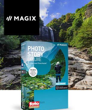 MAGIX Software - 30€ Rabatt