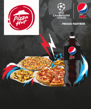 Pizza Hut Delivery - Super Offer