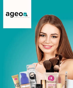 Ageo.cz - Sleva 50 Kč