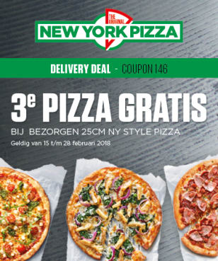 New York Pizza - FreeGift