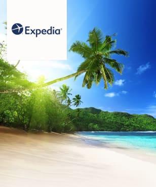 Expedia - £100 off