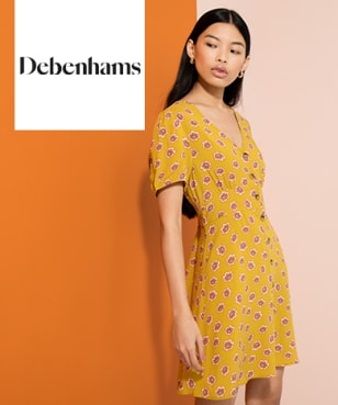 Debenhams - up to 70% Off