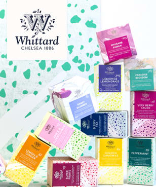 Whittard of Chelsea - £5 off