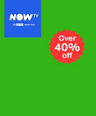 NOW TV - 40% off