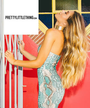 PrettyLittleThing - up to 60% off
