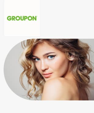 Groupon - Up to 25% off