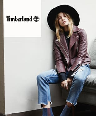 Timberland - up to 40% off