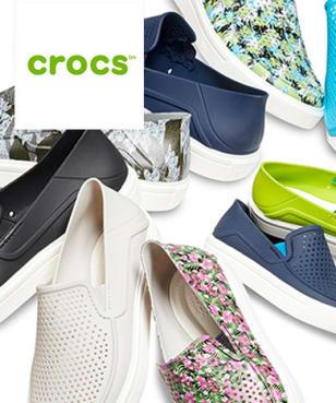 Crocs - Sleva 25%