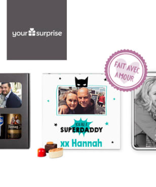 Your surprise - 5% off