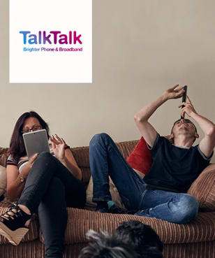 TalkTalk - Free  £30 Gift Card
