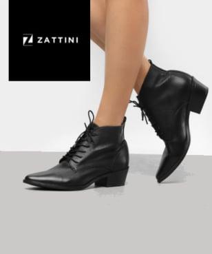 Zattini - R$100 OFF