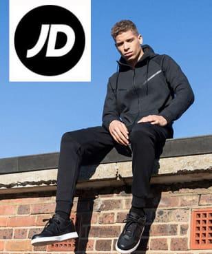 JD Sports - free shipping