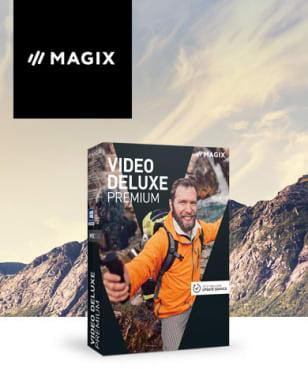 MAGIX Software - 50€ Rabatt