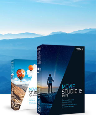 MAGIX & VEGAS Software - $35 Off