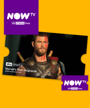 NOW TV - £10 Voucher