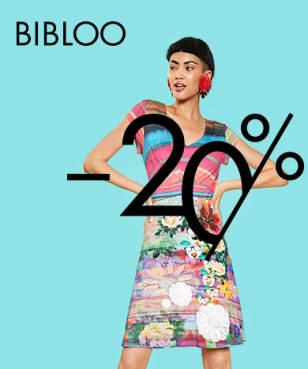 Bibloo - Sleva 20%