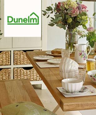 Dunelm - £10 Gift Card LIGHT