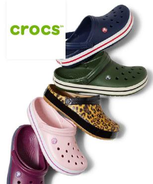 Crocs - €15