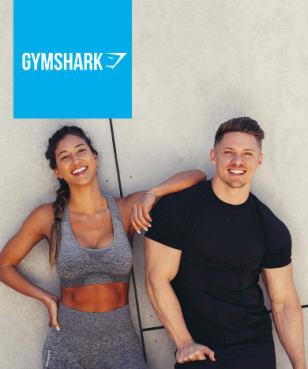 Gymshark - 10% off