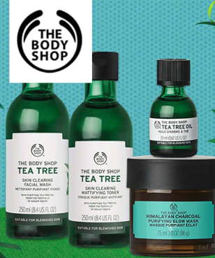 The Body Shop - 25%