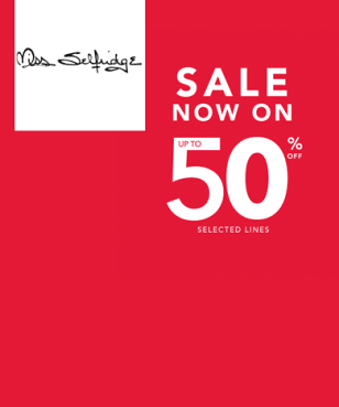 Miss Selfridge - Up to 50% off