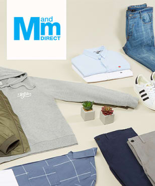 M and M Direct IE - 70% off
