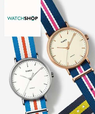 Watch Shop - 10% off