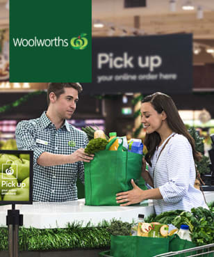 Woolworths Online - 25% off