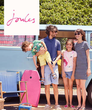 Joules - 20% off