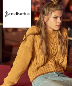 Stradivarius - up to 50% off